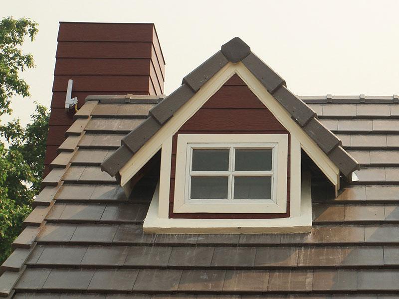 Window Roofing Gallery